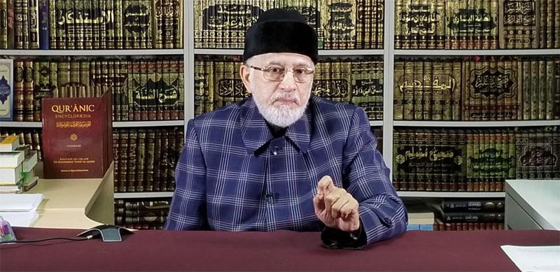 Shaykh-ul-Islam Dr Muhammad Tahir-ul-Qadri addresses Al-Tazkiya camp 2019