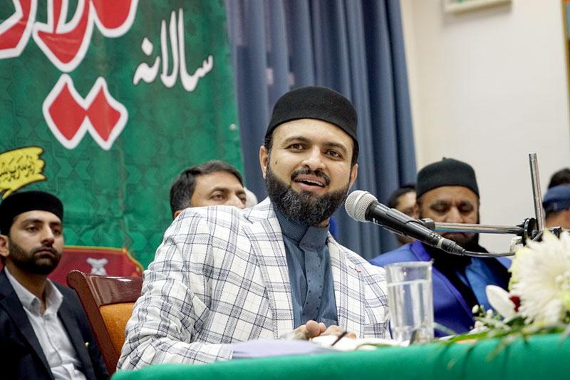 Greece: Dr Hassan Mohi-ud-Din Qadri addresses Mawlid-un-Nabi ﷺ Conference