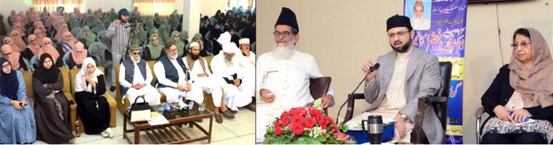 استاد کا ادب کرنے والی قومیں آج حاکم ہیں: ڈاکٹر حسن محی الدین
