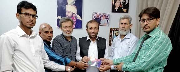 میلاد کانفرنس کراچی میں شرکت کے لیے مختلف جماعتوں کے قائدین کو دعوت