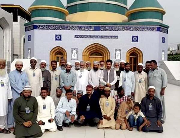 منہاج یوتھ لیگ کراچی کے وفد کا مرکزی سیکرٹریٹ کا وزٹ