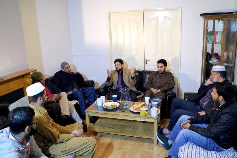 منہاج القرآن انٹرنیشنل آئرلینڈ کا ڈبلن میں اہم اجلاس
