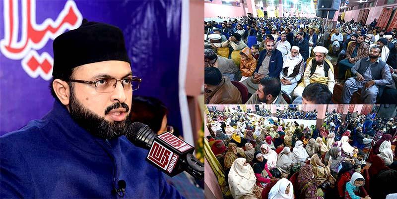 ڈاکٹر حسن محی الدین قادری کا ہری پور میں میلاد مصطفیٰﷺ کانفرنس سے خطاب