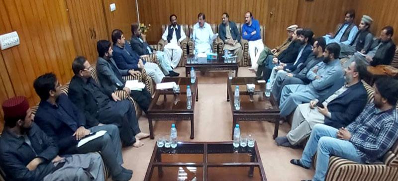 طلبہ پاکستان کی آئیڈیالوجی کے خلاف ہونیوالی سازشیں ناکام بنائیں گے
