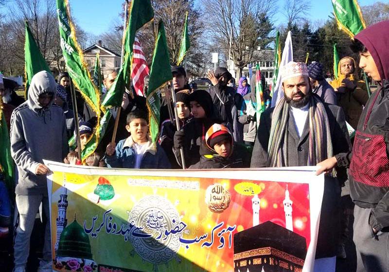USA: Annual procession marks Mawlid-un-Nabi ﷺ in Connecticut