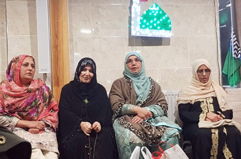 UK: Milad-un-Nabi ﷺ conference held in Blackburn