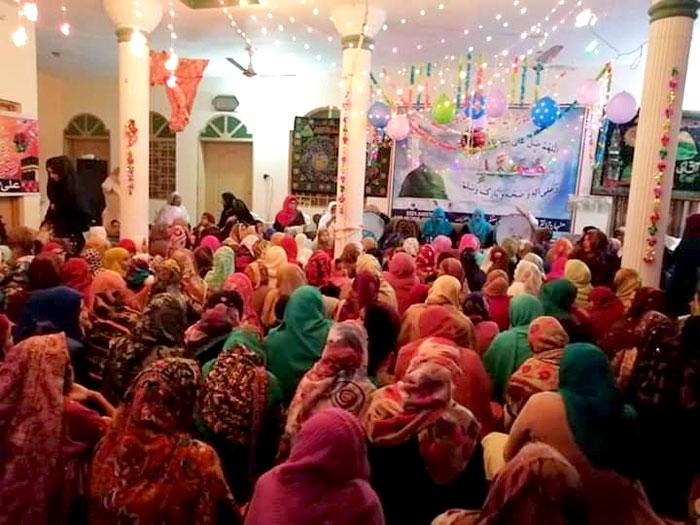 Jhelum (UC Kotla Faqir): MWL organizes Seerah Conference