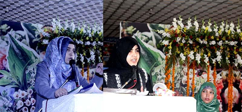 منہاج القرآن ویمن لیگ کے زیراہتمام مریدکے، جھنگ، سندھ، کراچی اور شورکوٹ میں سیرت النبی ﷺ کانفرنسز