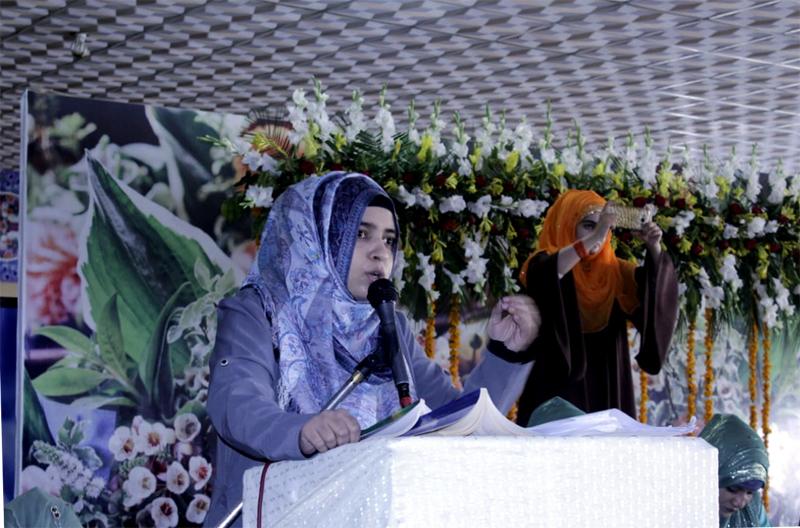 Minhaj-ul-Quran Women League organizes #SeerahConference in Muridke