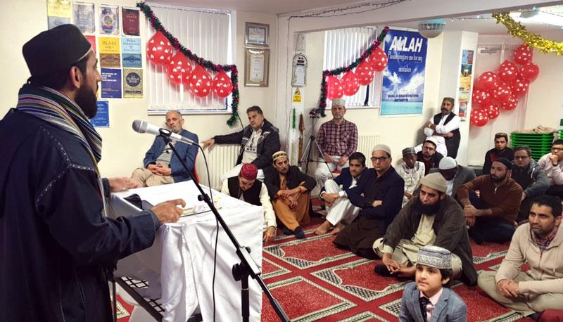 MQI (Northampton) holds Milad-e-Mustafa ﷺ Conference