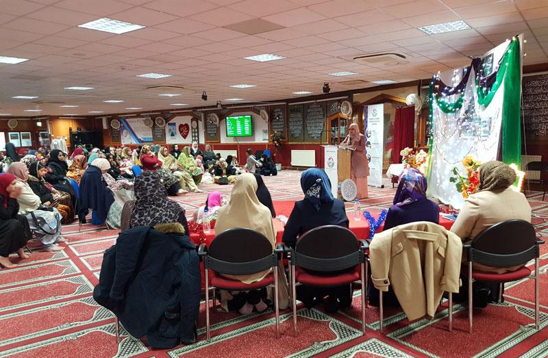 UK: Mawlid e Mustafa ﷺ Conference held by Minhaj-ul-Quran Women League London