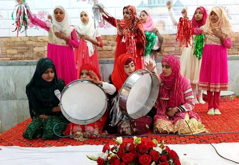 ایگرز جہلم: دوسری سالانہ کڈز محفل میلادالنبی ﷺ