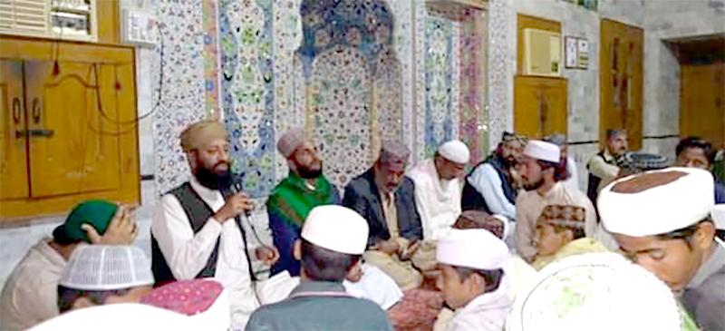گھوٹکی: تحریک منہاج القرآن خانگڑھ کے زیر اہتمام ماہانہ درس عرفان القرآن