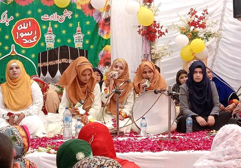 Depalpur: Minhaj-ul-Quran Women League organizes Seerah Conference