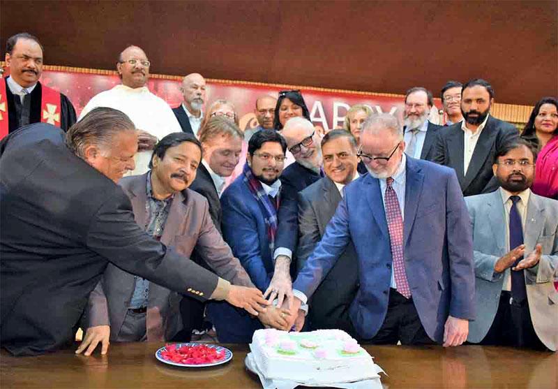 Minhaj University Lahore hosts Christmas Day celebrations