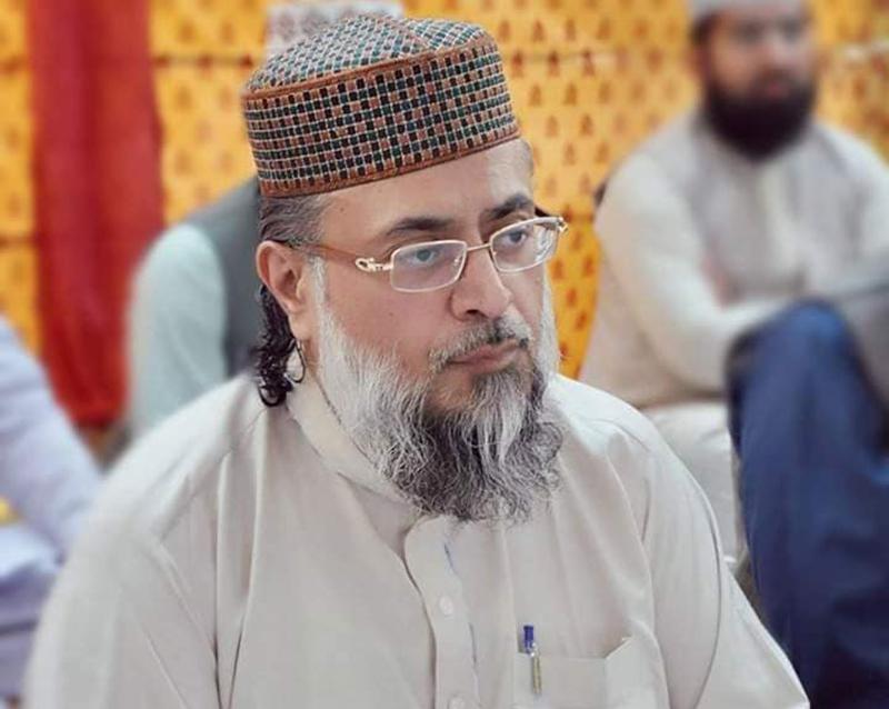 ڈاکٹر طاہرالقادری کا سید ہدایت رسول شاہ قادری کی وفات پر اظہار افسوس