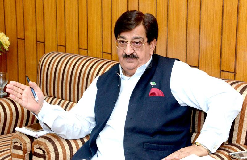 پاکستان کی ترقی کی سب سے بڑی رکاوٹ کرپٹ نظام ہے: خرم نواز گنڈاپور