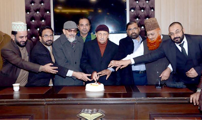 بانی پاکستان کے یوم ولادت پر پاکستان عوامی تحریک کے زیر اہتمام تقریب کا انعقاد