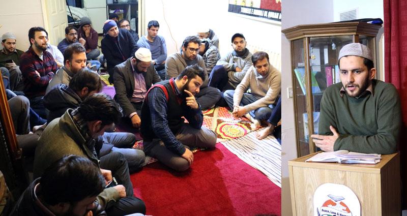 آئرلینڈ: منہاج القرآن کے زیراہتمام ڈبلن میں ماہانہ مجلس ختم الصلوٰة علی النبیﷺ کا انعقاد