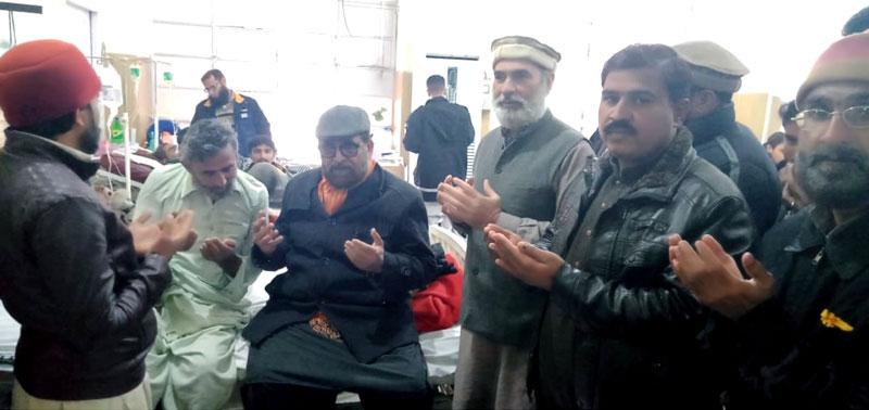 سلطان علی کو علاج کی سہولیات مہیا کرنا ریاست کی ذمہ داری ہے : سردار شاکر مزاری