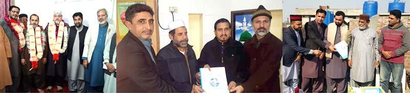 منہاج القرآن لاہور کے پی پی حلقہ جات کی تنظیم سازی کا عمل جاری