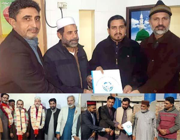 منہاج القرآن لاہور کے 3 پی پی حلقہ جات کی تنظیم سازی مکمل