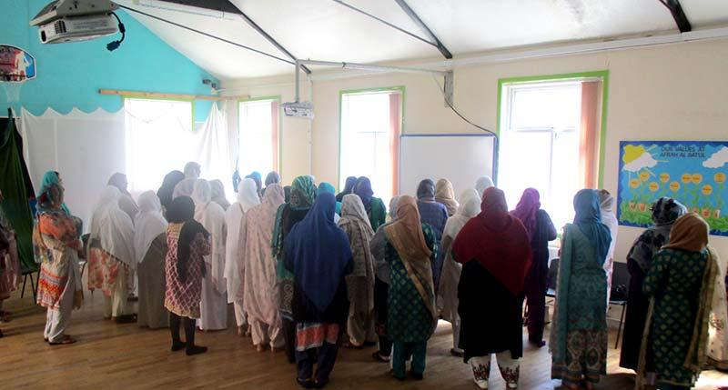 MWL Accrington held a Eid Party