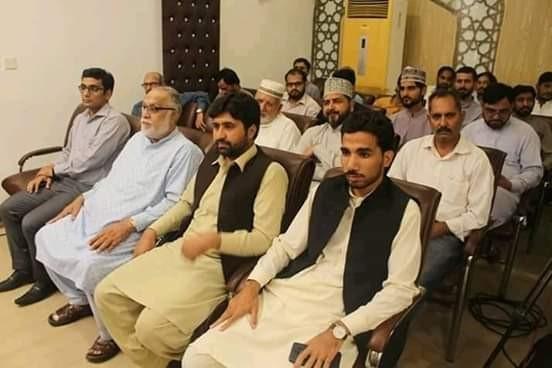 منہاج القرآن کے 39 ویں یوم تاسیس میں یوتھ رہنماوں کی شرکت