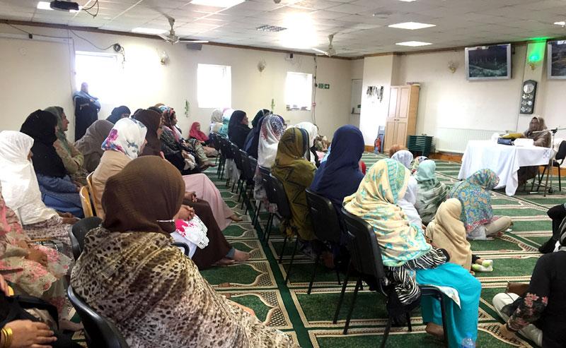 UK: MWL Birmingham holds Annual Muharram program
