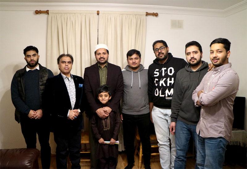 تحریک منہاج القرآن آئرلینڈ کی ایگزیکٹیو کمیٹی کا کیلکینی میں اہم اجلاس
