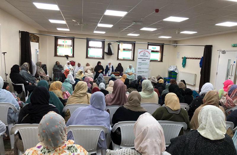 MWL Oldham holds Sayyida Zaynab (R.A) Conference