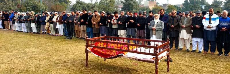 منہاج القرآن انٹرنیشنل کینیڈا کے رہنماء خواجہ کامران رشید کی والدہ محترمہ انتقال کر گئیں