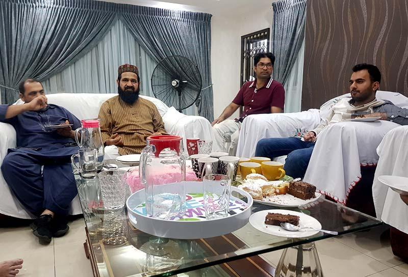 منہاج القرآن انٹرنیشنل نٹال ذیلی تنظیمات کے صدور و عہدیداروں کا اجلاس