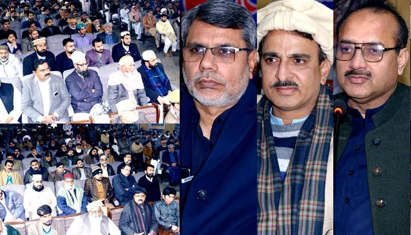 پاکستان عوامی تحریک فیصل آباد کے زیراہتمام بلدیاتی کنونشن