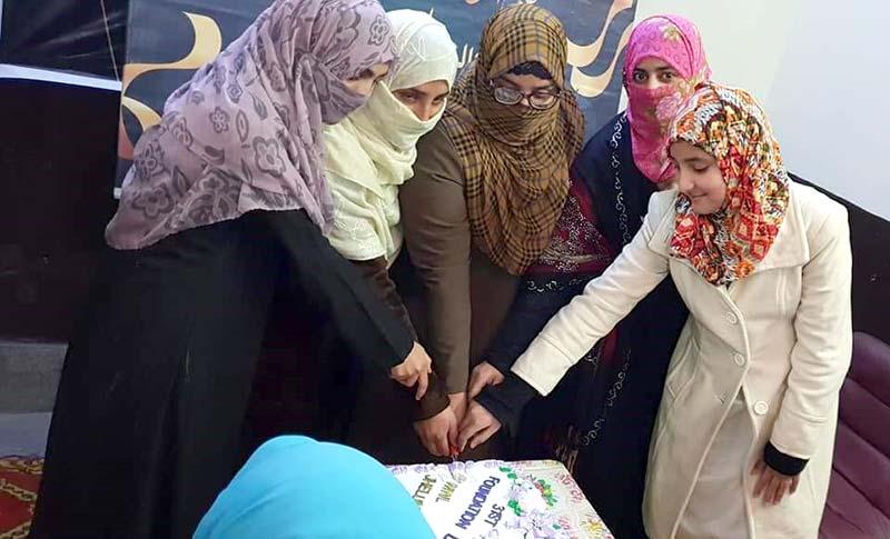 جہلم: منہاج القرآن ویمن لیگ کے 31 ویں یوم تاسیس کی تقریب
