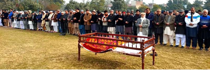 Dr Tahir-ul-Qadri condoles the death of Khawaja Kamran Rasheed's mother