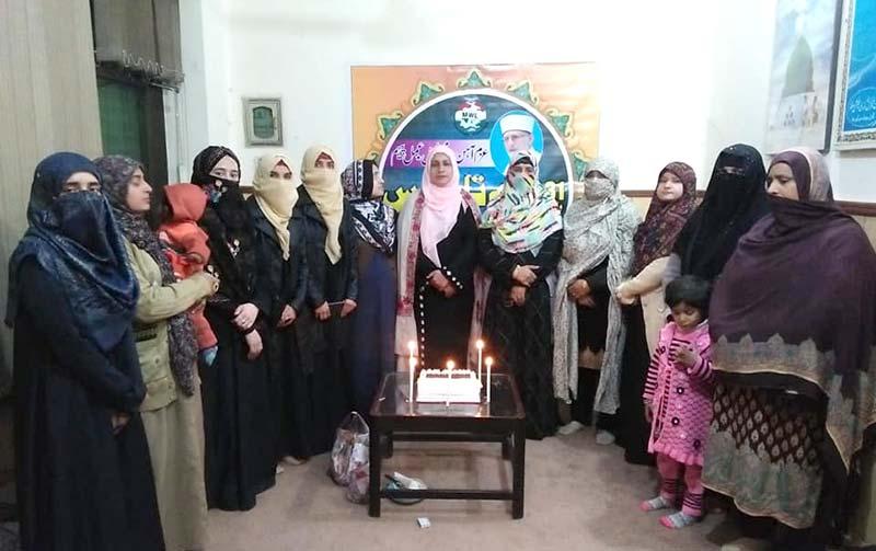 منہاج القرآن ویمن لیگ سرگودھا کے زیراہتمام 31 واں یوم تاسیس منایا گیا