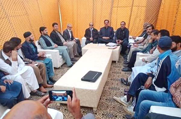 مینار پاکستان پر عالمی میلاد کانفرنس کے اجلاس میں منہاج یوتھ لیگ کے قائدین کی شرکت