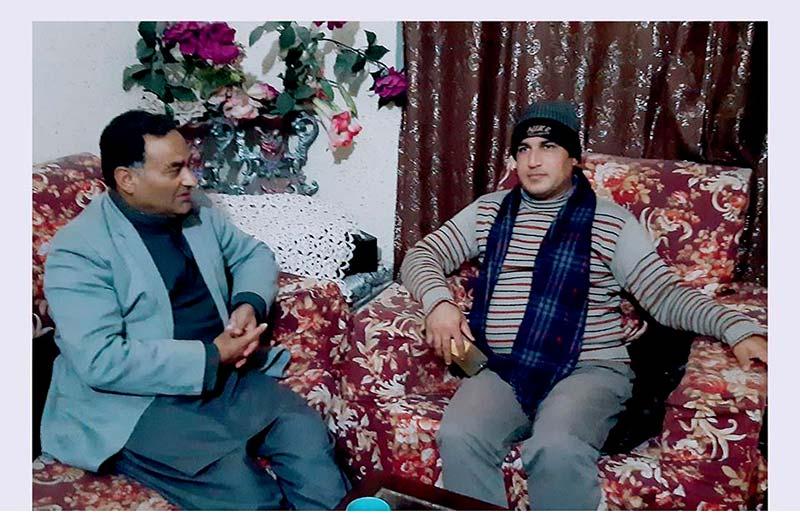 پاکستان عوامی تحریک شمالی پنجاب کے رہنماوں کی ملاقات