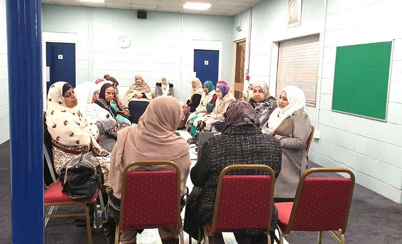 MWL Sheffield holds Halqa-e-Durood