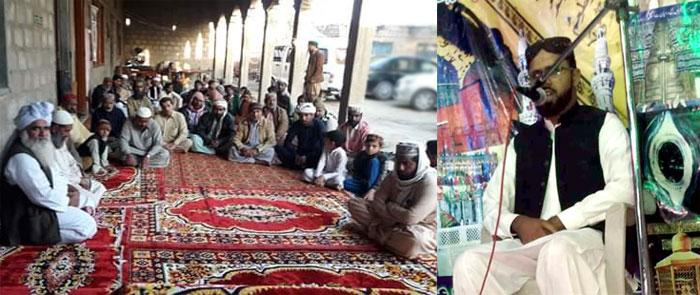 نواب شاہ: تحریک منہاج القرآن کے زیراہتمام ماہانہ درس عرفان القرآن