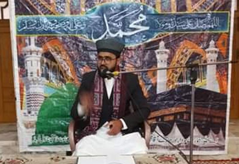 تحریک منہاج القرآن خان گڑھ کے زیراہتمام ماہانہ درس عرفان القرآن