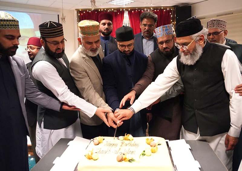 اوسلو: شیخ الاسلام کی 69 ویں سالگرہ کے سلسلہ میں قائد ڈے تقریب