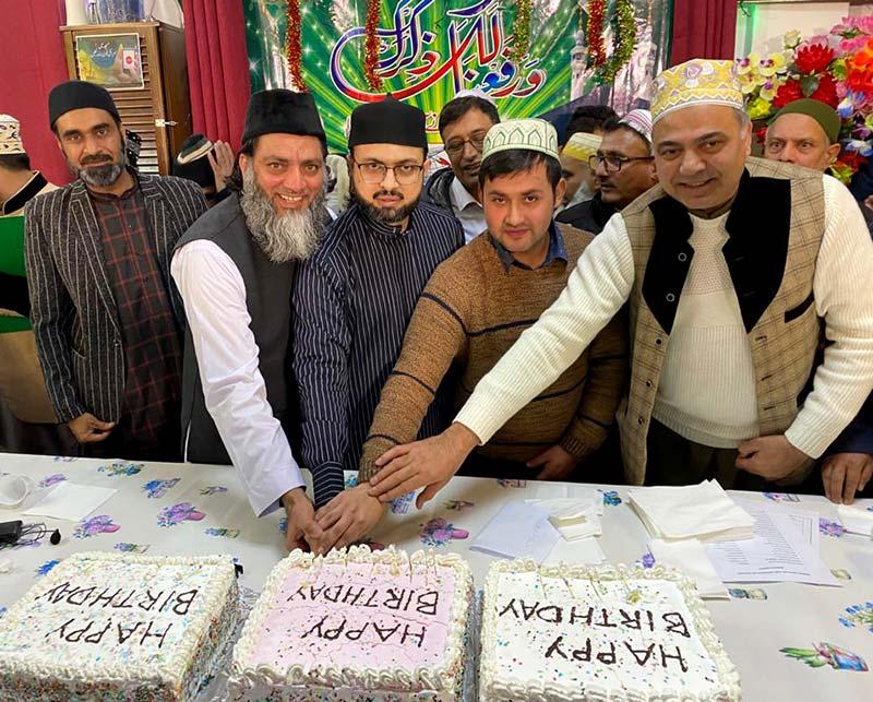 اٹلی: نووارا میں شیخ الاسلام ڈاکٹر محمد طاہر القادری کی 69 ویں سالگرہ پر قائد ڈے تقریب