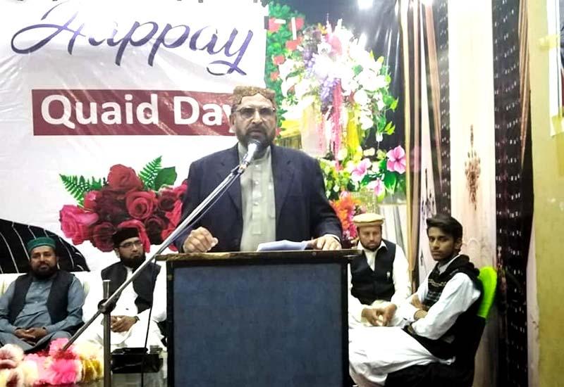 منہاج القرآن ڈھرانوالا کے زیراہتمام قائد ڈے کی تقریب
