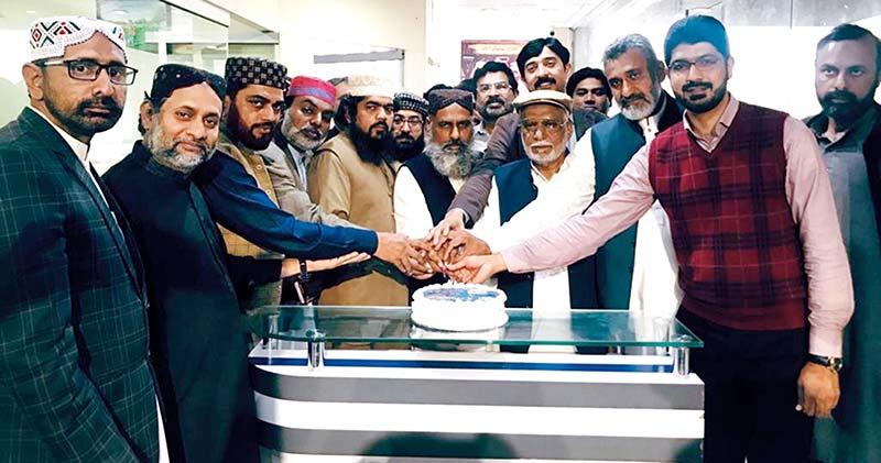 ملتان: شیخ الاسلام کی 69ویں سالگرہ پر قائد ڈے کی تقریب