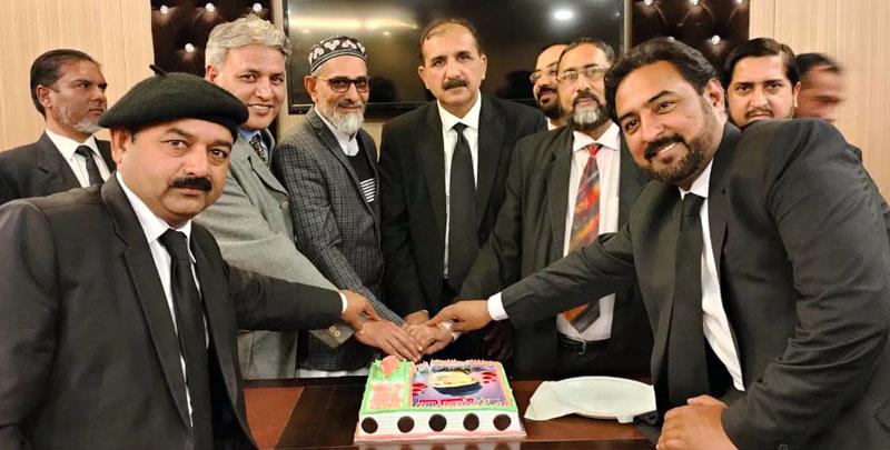 پاکستان عوامی تحریک لائرز موومنٹ کے زیراہتمام قائد ڈے تقریب