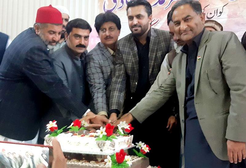 تحریک منہاج القرآن مانسہرہ کے زیراہتمام قائد ڈے کے موقع پر ''سفیر امن سیمینار'' کا انعقاد