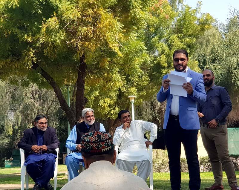 منہاج القرآن انٹرنیشنل دبئی کے زیراہتمام قائد ڈے کی تقریب