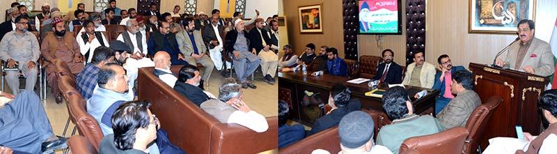 پاکستان عوامی تحریک کے زیراہتمام بلدیاتی کنونشن، فوری انتخابات کا مطالبہ